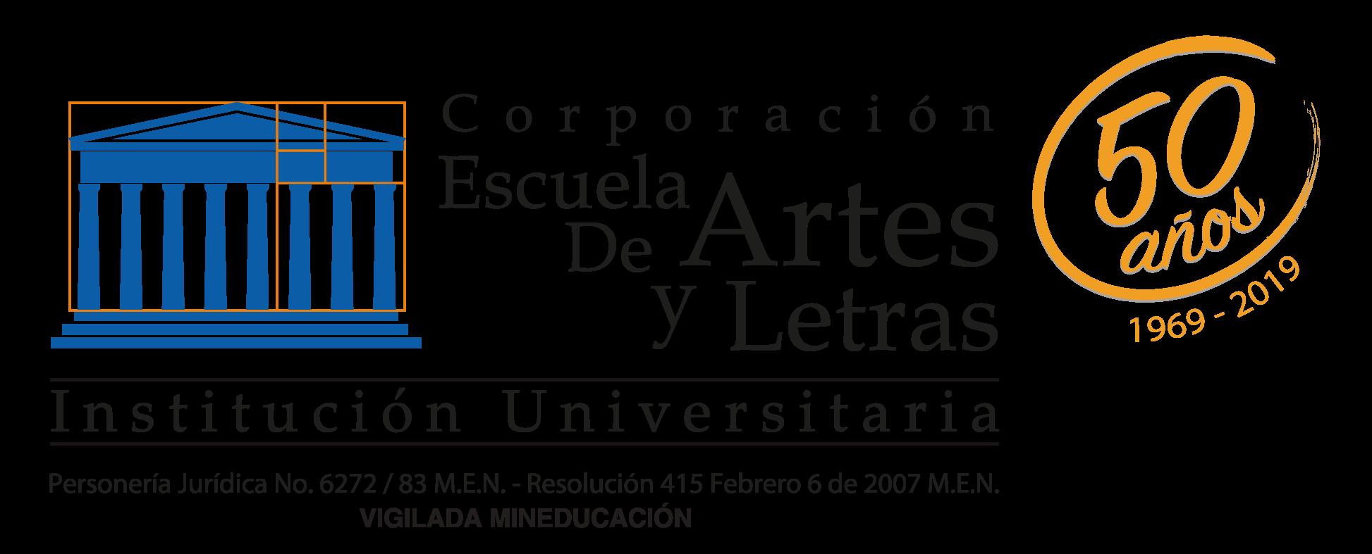 logo Escuela de Artes y Letras